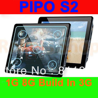 "8"" Pipo S2 DHL Free Shipping 3G tablet pc RK3066 dual core 1.6GHz Android 4.1 1gb ram 16GB nand flash Wifi Bluetooth HDMI OTG"