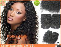 "Queen Hair Factory Price 12""-32"" Mix Lengh 5pcs/lot 100% Malaysian Human Hair Machine Weft Deep Curly DHL Free Shipping 1B"