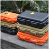 Tactical pen box 1pc 2size 3colors waterproof sealed shcokproof Pressure-proof boxes Storage survival box special use cases(China (Mainland))