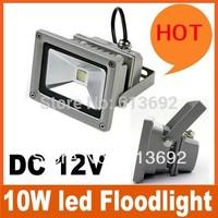 DHL free shipping 900lm Epistar 10w 12v 12 volt led flood light led floodlight led garden light outdoor lamp led flood lighting