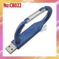 Free shipping Wholesale Mountaineering buckle shape usb flash drive 1GB 2GB 4GB 8GB 16GB 32GB 64GB gift usb flash memory #CB022