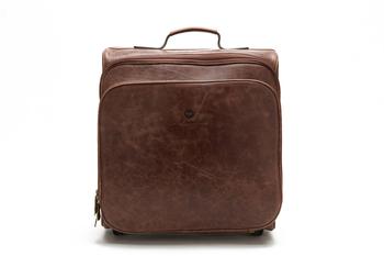 2015 new 18inch suitcase luggage sheepskin high quality business trolley luggage,travel bag,camel handbag