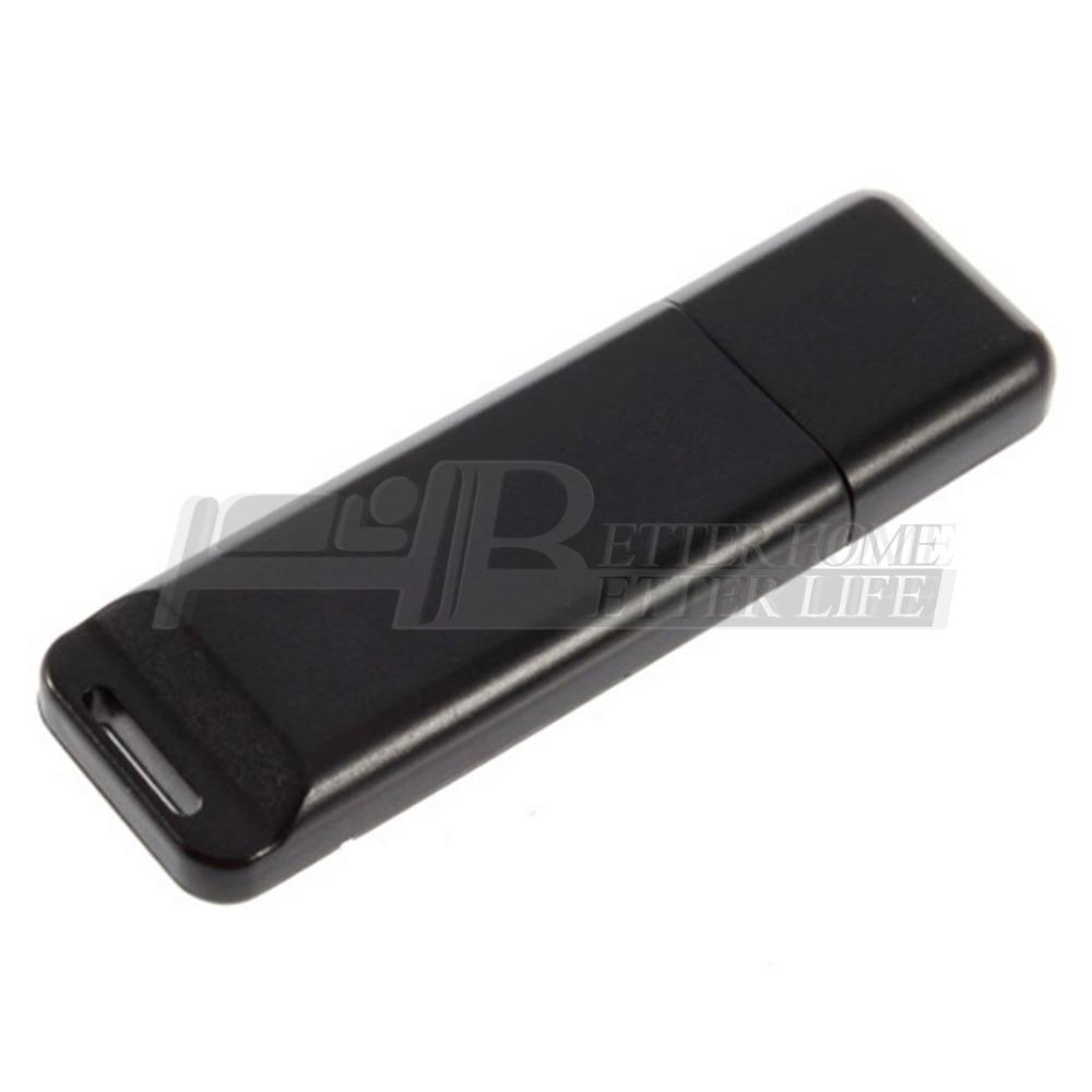 Portable U-Disk Digital Audio Voice Recorder Pen USB Flash Drive TF Card Slot