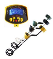 MD-3010II Ground Searching metal detector /Coin finder /Gold detector /Treasure Hunter (1.5m Detecting Depth)