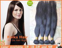 Queen Hair Factory Price 2pcs/lot 8- 32inch Peruvian Straight Hair 100% Human Hair 1#,1b,2#,4# DHL Free Shipping