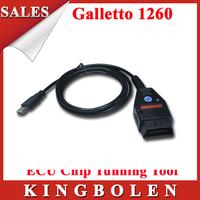 2014 Hot Sales Galletto 1260 ECU Chip Tuning Scanner EOBD/OBD2/OBDII Flasher Galletto 1260 ECU Flasher  2 Years Warranty