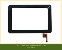 "Free shipping 7 "" touch screen 100% New CUBE U25GT touch pad Tablet PC touch panel digitizer FPC-TP070072(DR1334)-00"