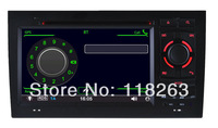 Newest version 7 inch Digital Touch Screen Stereo For Audi A4 S4 Car DVD Player, with GPS navigation/radio/dvd function