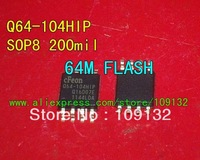 EN25Q64 EN25Q64-104HIP Q64-104HIP EN25Q64 104HIP SOP-8 64M EON NEW IN STOCK FREE SHIPPING