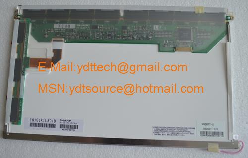 """LQ106K1LA01B LCD CCFL backlight 10.6"""" TFT-LCD LQ106K1L01 LQ106K1LA01D LQ106K1LA01B for TR2C TR5C NEW AND ORIGINAL IN STOCK(China (Mainland))"""