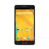 """Star N9000  MTK6582 Quad Core 1.3GHz Phone Android 4.2.2 OS 5.7""""IPS HD Capacitive Screen OTG 3G GPS Mobile Phone Black"""