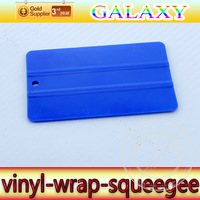 free shipping by fedex hot sale car wrap paste tools hard car squeegee  blue colors for option PT-A15