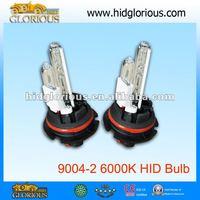 Glorious 2pcs 12V 35w H4-2 H13-2 9004-2 9007-2 low xenon high halogen 4300K 5000K 6000K 8000K 10000K 12000K,H4 xenon 8000K