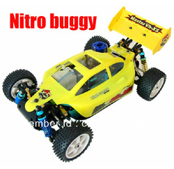 Promotion Price!!!1/10th Smartech Speedy Tiger buggy RTR RC Nitro gas power Car/Truck Victory Hawk VH-X5(China (Mainland))
