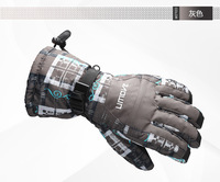 freeshipping  Umove outdoor ski gloves thick style super warm winter protection cold-proof and freeze-proof super cheaper mitten