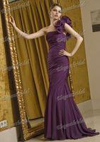 New Arrival Floor Length One Shoulder Mother of the Bride Dresses Evening Dress