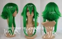 Grass green wig full lace fashion animation VOCALOID/Dutch careline Alice wig special offer free shipping