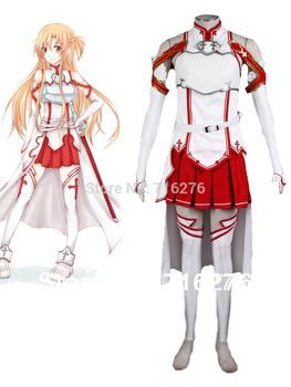 Sword Art Online Asuna Yuuki cosplay costume custom made