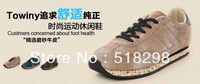2014 new polo men's sneakers / casual shoes / luxury style / flat leather shoes / canvas sneakers for men / Size:40-44