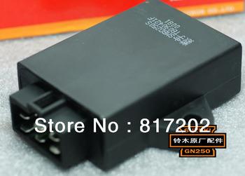 NEW FREE SHIPPING Suzuki GN250 TU GN 250 Digital Ignition Control Module CDI Box UNIT 6pin plug OEM QUALITY