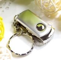 Swivel Metal USB Flash Drive 1GB 2GB 4GB 8GB 16GB 32GB thumb stick drive good quality best gift
