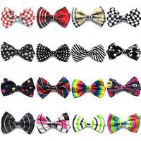 baby & kids silk tie clothing necktie bow tie  gravata butterfly new 2014 for  silk tie  children accessories 10pcs/lot 001