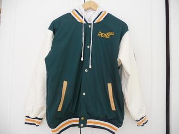 Wholesale best choice Customized Varsity Letterman football team jacket free shippment