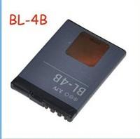 Hot! BL-4B 700mAh Battery for Nokia 7370, 6111, 7373, N76, 2505, 7088, 7500 Free Shipping