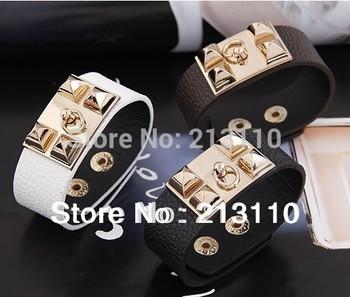 2014 Newest Fashion Jeruk Punk Style Bracelet Jewelry  For Women High quality