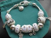 B5 / fashion Charm Chamilia bracelets sterling silver charm bracelet for woman silver 925 chamilia beads bracelets Free shipping