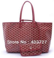 free shipping,fashion Canvas shopping bag cowhide handle shoulder women's handbag 15 colors available,small size 47cmx27cmx15cm