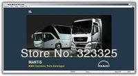 Newest MANTIS 2014 .05 V501 spare parts catalog + carck