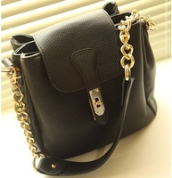 Fashion Women New Chain Retro Shoulder Cross Body Bag Cute Bucket Bag ZXB433