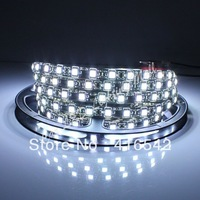 5050 LED Strip LED Flexible Strip light 60led/m 300LEDS waterproof  5M White/Blue string 12V 24V wholesale factory price