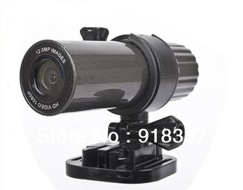 Free shipping Mini DV HD camera 12M pixels CMOS 1080P sport camera Pen Style 20M Waterproof, Extreme Sports,MTB,Snorkeling