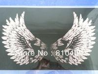 wing 60*35cm  el car sticker/equalizer el car sticker/sound active el car sticker free shipping