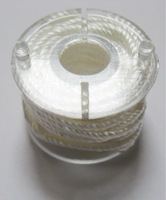 High quality fiberglass rope wick 2.0mm free shipping 10M