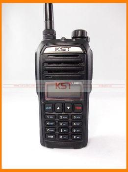 326 FREE Shipping High Power UHF VHF Dual Band Radio with Long Talk Range TH-F9