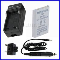EN-EL5 Rechargeable Li-Ion Battery Pack + Charger for Nikon Coolpix P80,P90,P100, P500,P510,P520,P530,P5000,P5100 Digital Camera