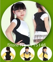 Free Shipping Correct Posture Corrector Belt Vest Brace Back Support  4 size  for china