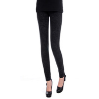 2013 latest spring and autumn models female black and gray was thin large stretch of nine points Leggings Yiwu wholesale a gener