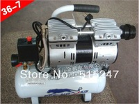 Jaguar AC  220V 9L Oil-Free Mini Piston Silent Air Compressor/ Air Tools /Pneumatic tools