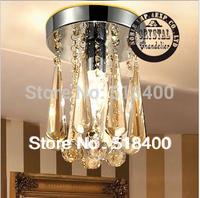 Noble Hot Crystal Modern Ceiling Light Aisle lights Balcony Light Dining Hall Light Bedroom Light Hall Light Restaurant Lamp