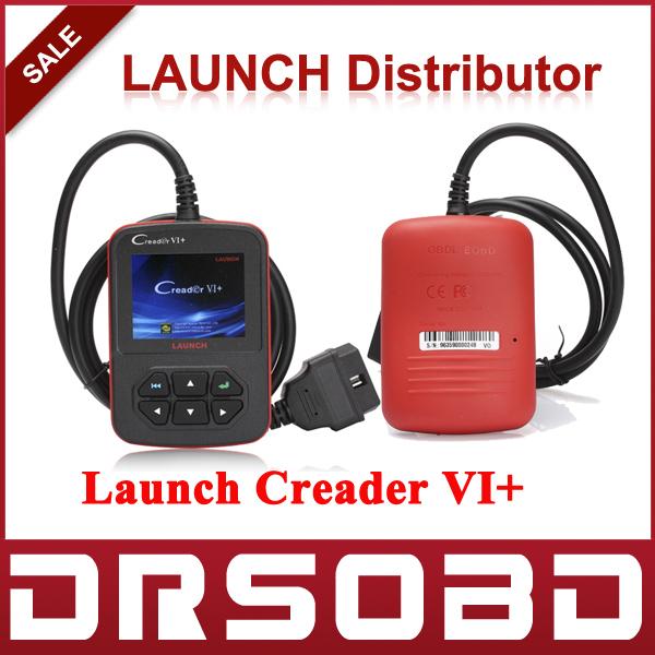 Launch 100% Creader VI