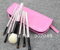 25 cosmetic brush set 7 wool cosmetic brush set 5 PU-095