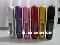Free shipping Mini Travel Atomizer Spray Bottle Container