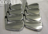 M B 712 Forged Golf Irons With Ture Temper Dynamic Gold R300 Steel Shaft Golf Clubs Head Covers #3456789P 8PCS