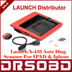 2013 Newly Arrival Launch X431 iDiag Auto Diag Scanner for IPAD X-431 AutoDiag intelligent Diagnosis Update Launch website(China (Mainland))