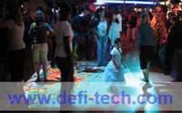 Interactive Floor Projector/Interactive Wall Projection System with 111 effects