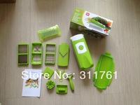 *NEW* Free shipping 12pcs Nicer dicer plus as seen on tv
